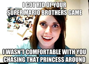 Overly Attached Girlfriend Meme - I made 1 Million Facebook accounts and