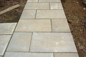 belgian block patios   Stone walls, patios, walkways, steps, paving, Belgium block, tile ...