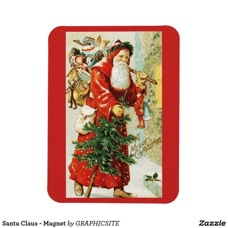 Santa Claus - Magnet
