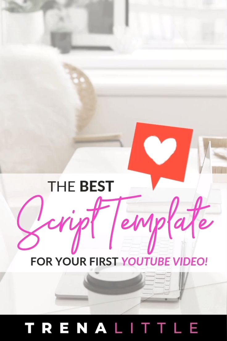 the best script template for your first youtube video. Black Bedroom Furniture Sets. Home Design Ideas