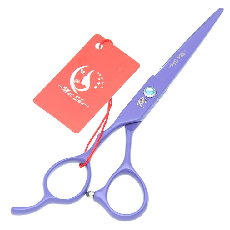 "5.5"" 6.0"" Meisha JP440C Left Hand hairdressing scissors Left-Handed Cutting Hair Shears Hot Tesouras Barber Tools Salon ,HA0135"