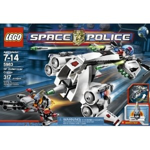 LEGO Space Police SP Undercover Cruiser 5983