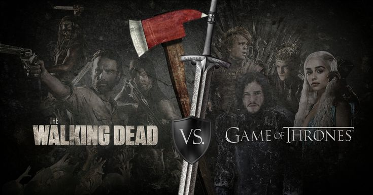 When it comes to shows like The Walking Dead and Game of Thrones (the top 2 shows on TV and social media) because there is so much content to share, both tease viewers creating a hype virus, dialogues, and buzz around their episodes.  Both shows have created extremely loyal fans that drive conversation on the second screen (computer internet). Content like viewing apps, Zombie Yourself, matching hashtags, & largest amount of fan interactions help grow their fanbase to astronomical numbers.