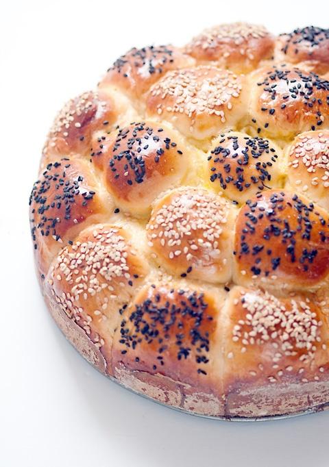 Party Bread  Sabores de Canela: Thermomix