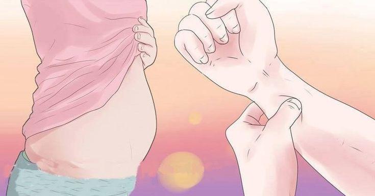Zmírníte nadýmání a trávicí obtíže mačkáním těchto 5 bodů na vašem těle