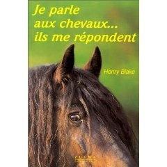 Je parle au chevaux