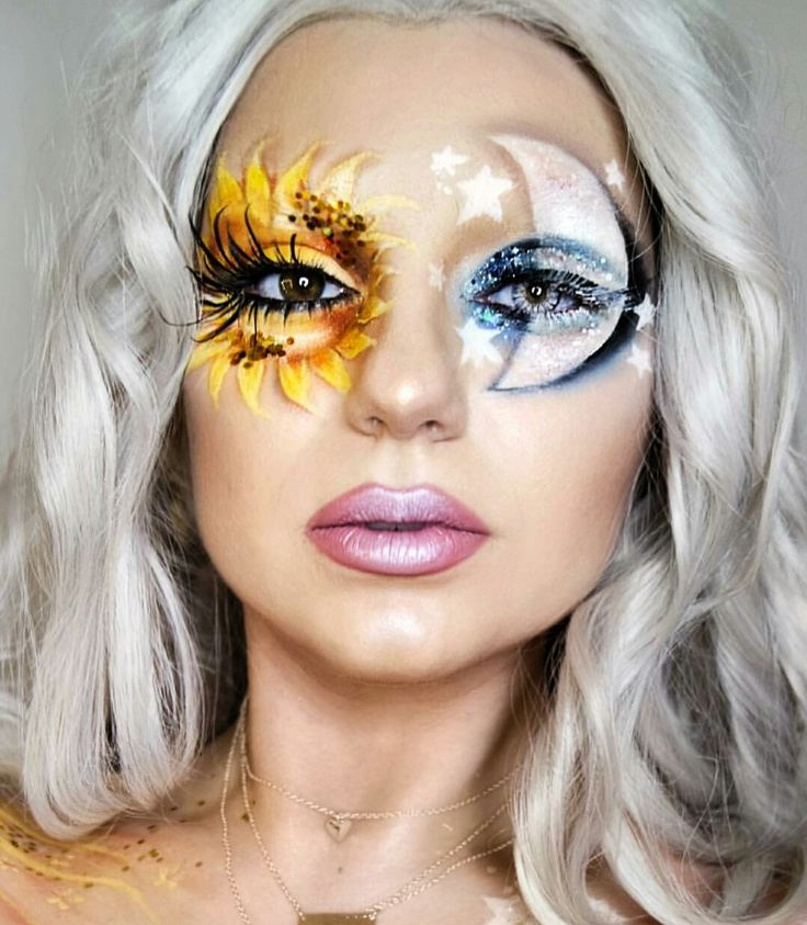 Best 25+ Creative makeup ideas on Pinterest | Makeup art, Fantasy ...