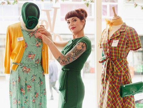 Very cherry | online vintage en retro kleding | ZOOK.nl