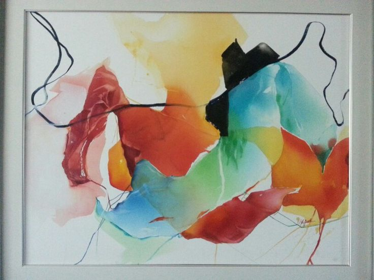 116×91  life  watercolor