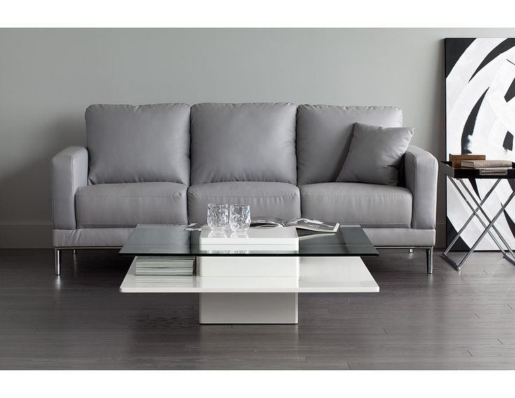 Structube living room sofas loveseats kompact - Cheap living room furniture toronto ...