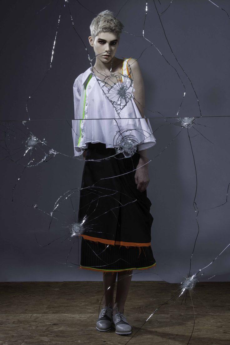 Designer Sanaa-E-Fatemah Dhanji, Fashion Design BA (Hons) 2016