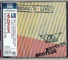 Aerosmith-Live! Bootleg-JAPÓN BLU-SPEC CD2 D73