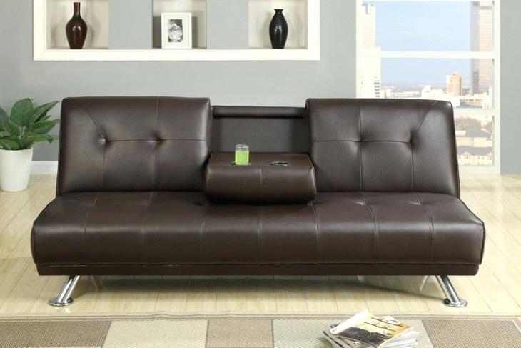 Target Sofa Sleeper Leather Corner