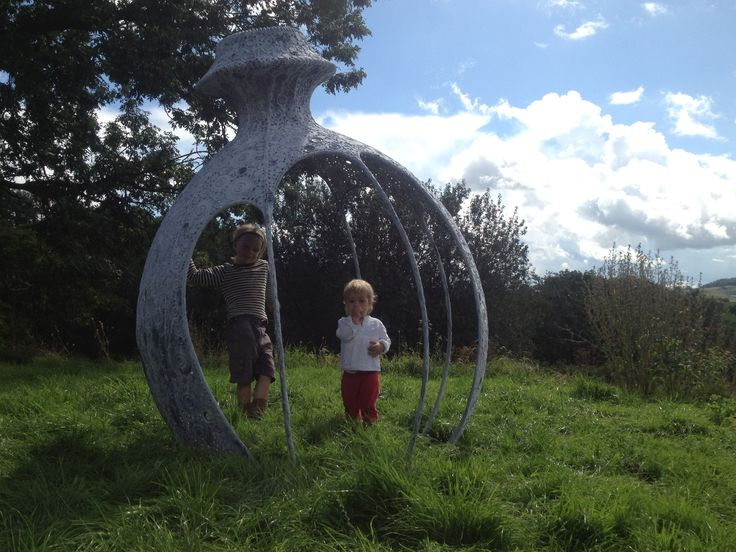 part of a series of sculptures at the National Memorial Arboretum, Uk, for the Birmingham Children Hospital, Bereaved families.