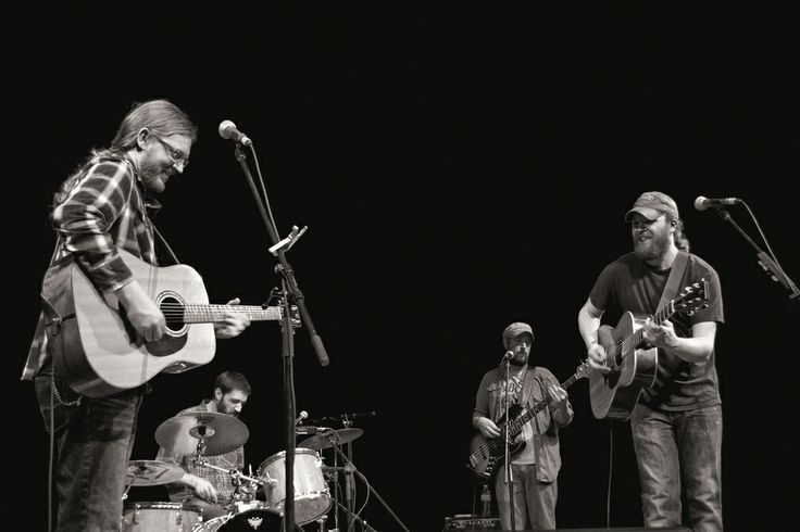 Photos from the Hupman Brothers' album release in Wolfville last month.