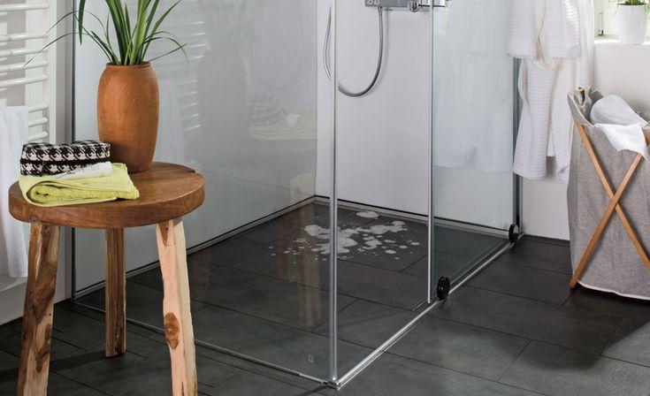 Duschablauf Dusche einbauen, Duschablauf und