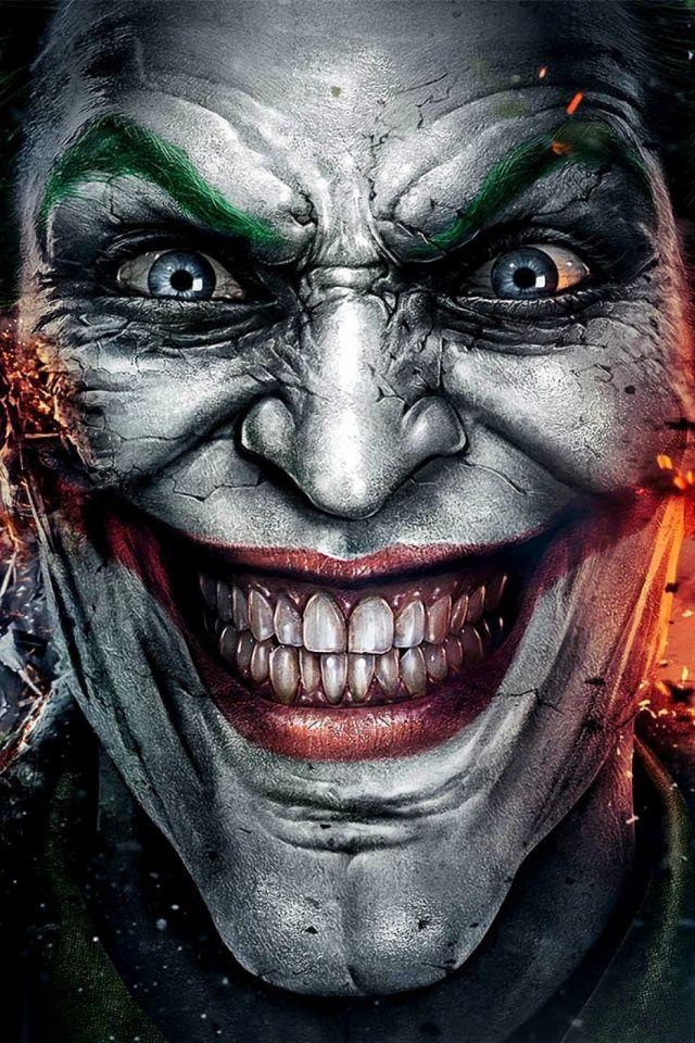The Joker Mobile Wallpaper Mobiles Wall Ha Hee Ho Comics