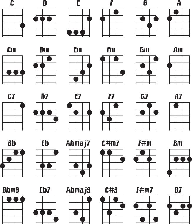 How to Play All Guitar Chords | 24 Guitar Chords for ...