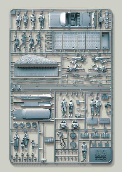 Plastic Model Kit Campaigns : Tamiya Conspiracy
