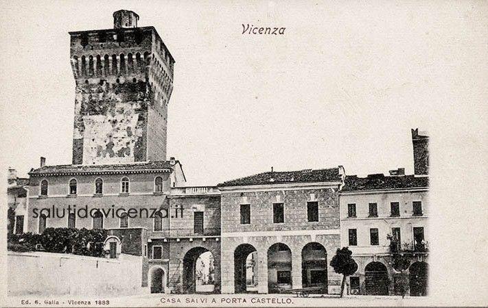Storia e curiosità su Porta Castello e la sua piazza. Click sull'immagine per leggere l'articolo completo.