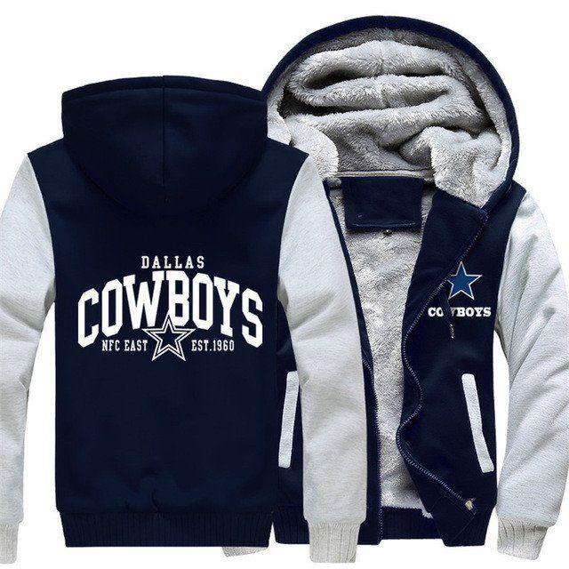 size 40 97e26 92b1a dallas cowboys jersey jacket