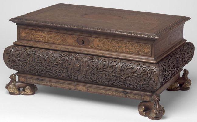 * Coffer - 1570-1600. France. © 2013 Philadelphia Museum of Art.