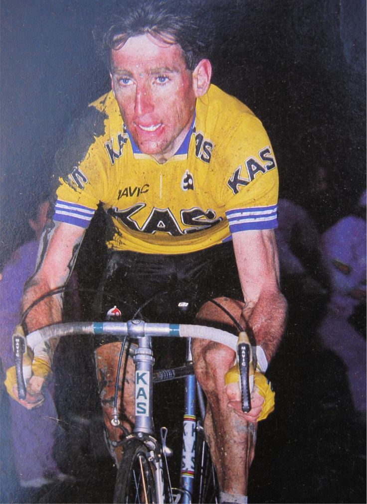 sean kelly, KAS - Roubaix 1986