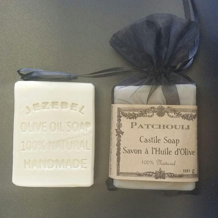 Castile Soap - Patchouli
