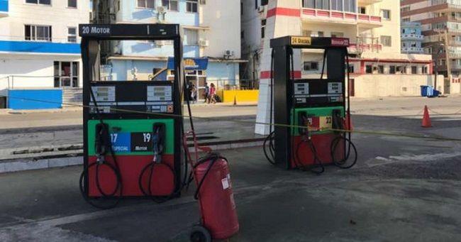 Cuba venderá gasolina premium solo a turistas en abril - http://www.notimundo.com.mx/mundo/cuba-gasolina-premium-turistas/