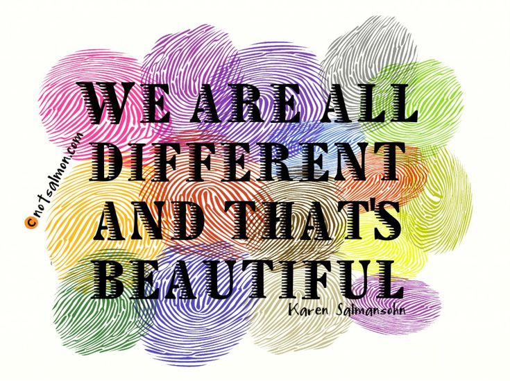 This would be a fun poster to make as a group project with students- different colored ink and thumbprints/could hang in the hallway or counseling office- to foster multiculturalism