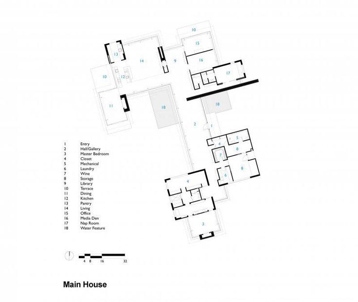Carpinteria Foothills Residence by Neumann Mendro Andrulaitis | HomeDSGN