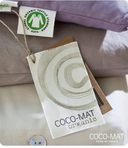 Colección de ropa orgánica COCO-MAT