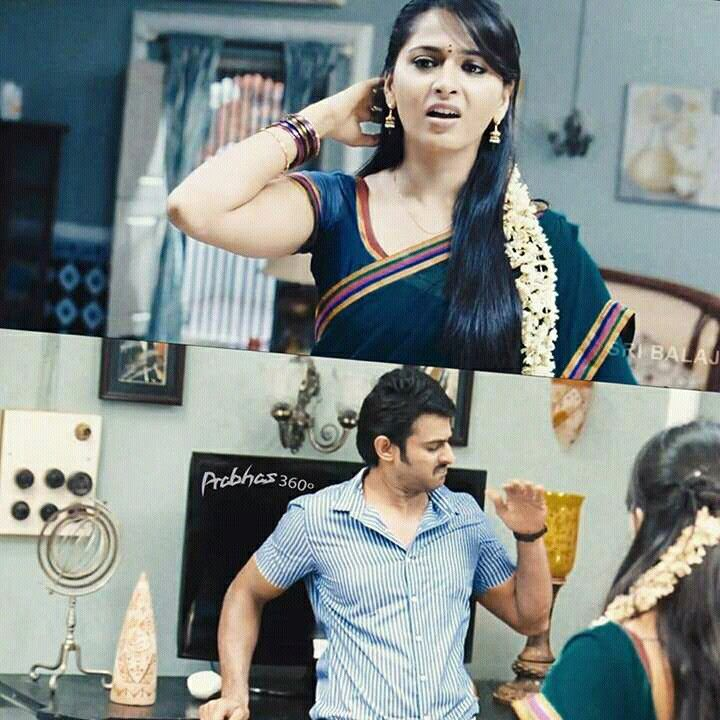 Awesome scene in mirchi...