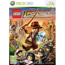 Lego Indiana Jones 2 - L'aventure Continue