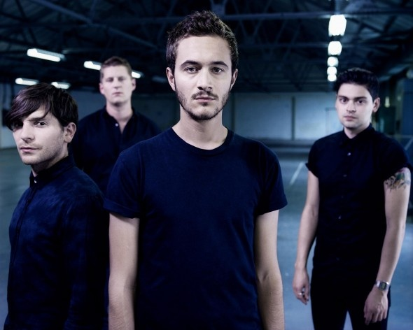 Editors. Love this band, loved their show in Vilnius last year. I'd love to repeat it