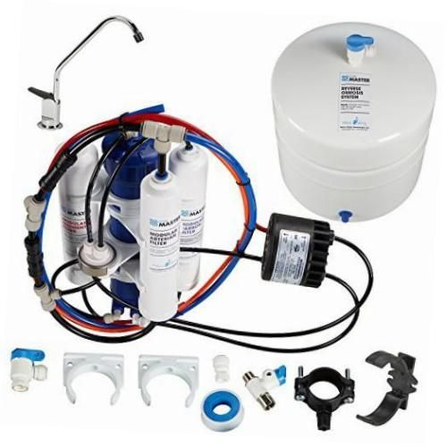 tmafc-erp artesian full contact undersink reverse osmosis water filter system