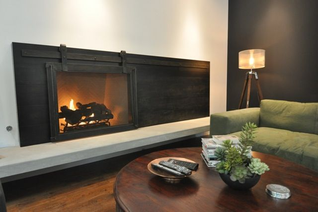 169 Best Fireplaces Images On Pinterest Fireplace Ideas