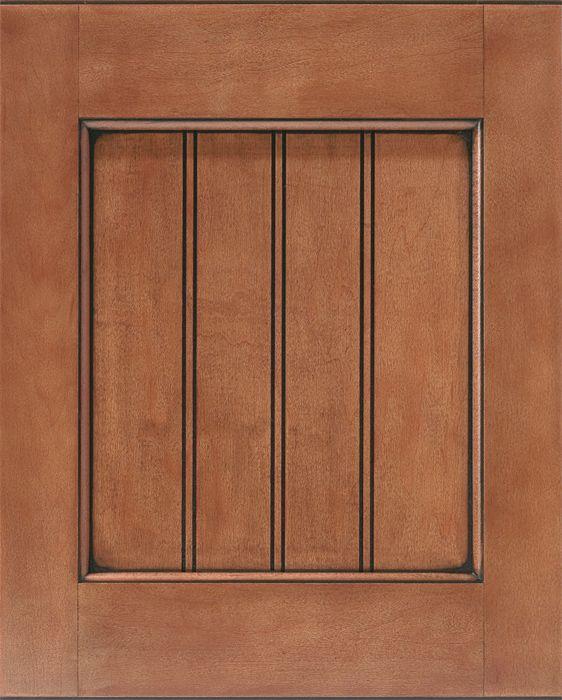 MapleCountryCinnamonChocolateGlaze - Custom Cabinet option....You dream it, it can be done.