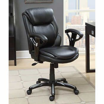 Made for Comfort EZ Black Office Chair