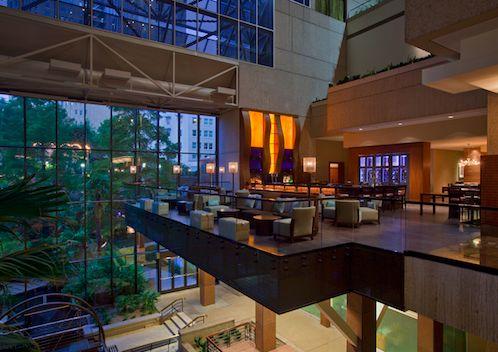 I have personally stayed here...Hyatt Regency on the Riverwalk in San Antonio, TX...great location!