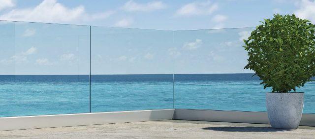 Balcones de cristal