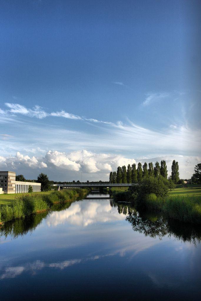 Weteringpad, Zeewolde, Flevoland.