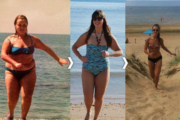 María Casas encontró la forma de perder peso, y ahora quiere ayudar a los demás