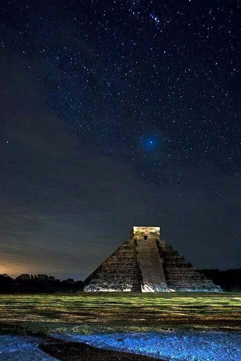 Chichen itza,Mexico...Would love to go back here one day