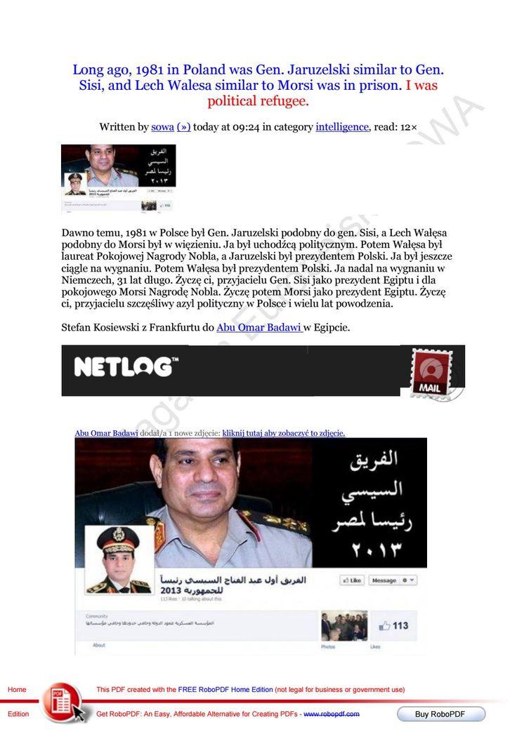 Stefan kosiewski z frankfurtu do abu omar badawi w egipcie 20130818 me sowa  http://sowa-magazyn.blogspot.de/2017/05/o-przekazanie-dochodzenia-w-sprawie.html