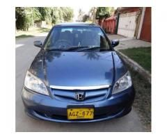 Honda Civic VTI Prosmatec Automatic Transmission For Sale In Karachi