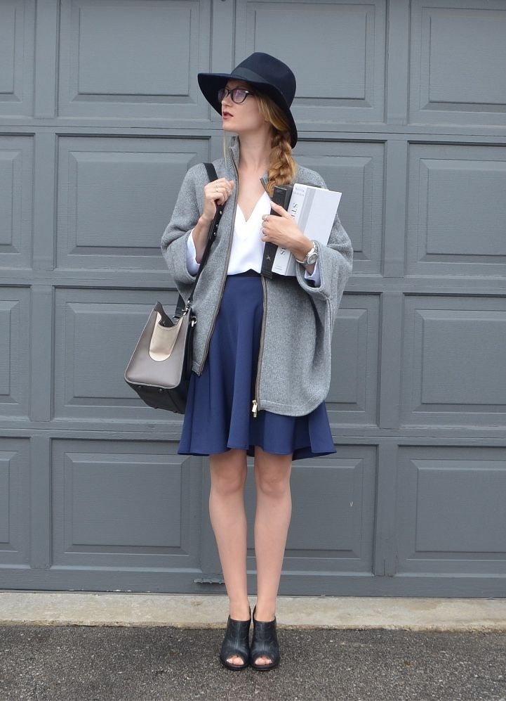 New back to school look on the blog www.lessfashionmorestyle.com