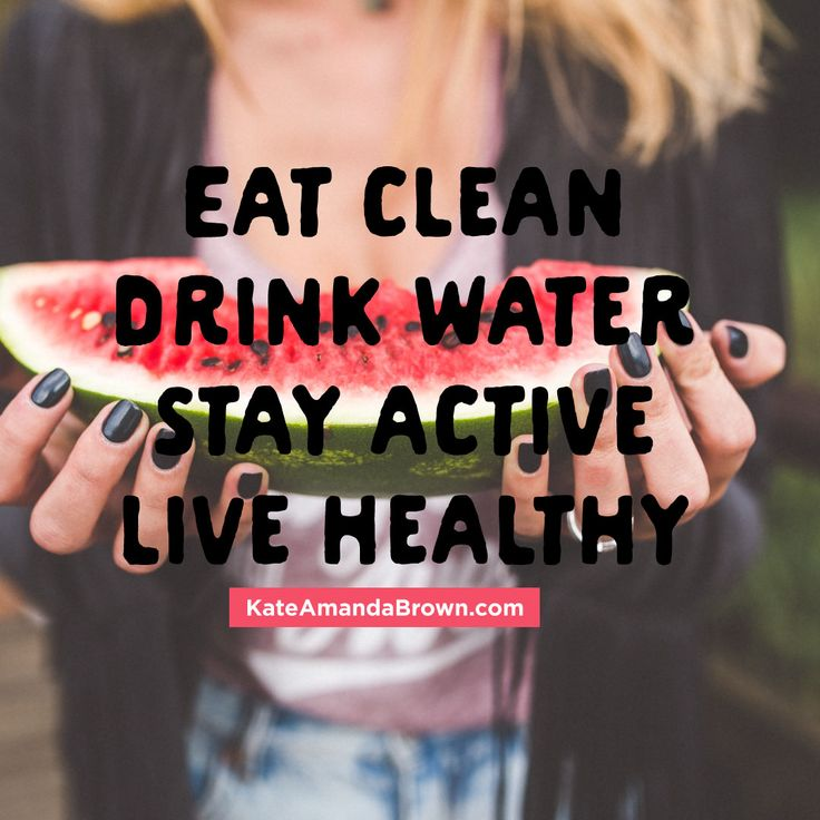 Keep healthy simple <3 Kate Amanda Brown   Healthy lifestyle by design   inspiration quotes, fitness advice, fitness motivation, how to be healthy, healthy living, clean eating, active life, healthy lifestyle
