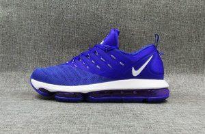 new style 1910c 0dbb6 Mens Shoes Nike Air Max DLX 2018 Royal Blue White