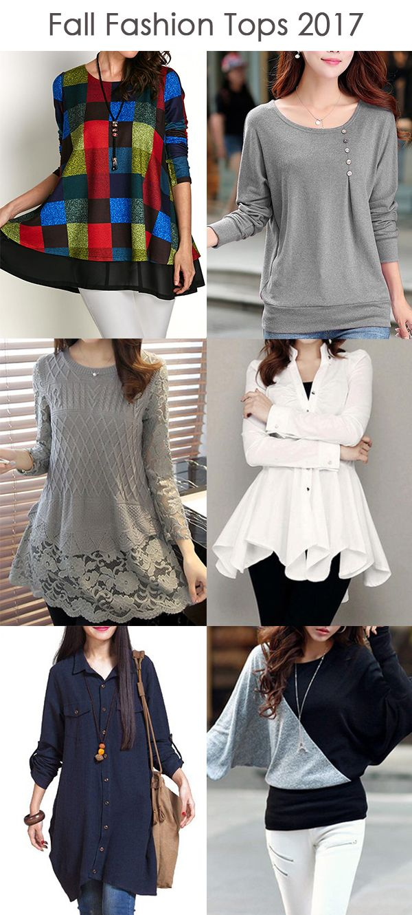 Fall fashion tops for 2017 new, free shipping worldwide and high quality, check them out.